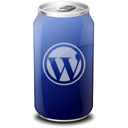 Web 2.0 Wordpress Icon 256x256 png