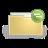 Folder Syncronize Icon 48x48 png