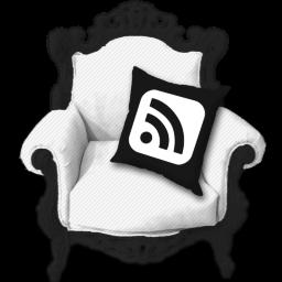 RSS B&W Icon 256x256 png