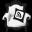 RSS B&W Icon 32x32 png