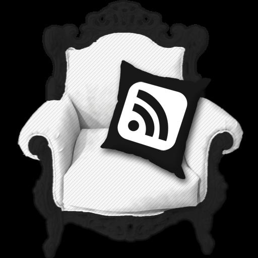 RSS B&W Icon 512x512 png