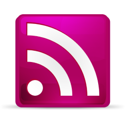 RSS Pink Icon 256x256 png