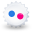 Flickr Icon 32x32 png