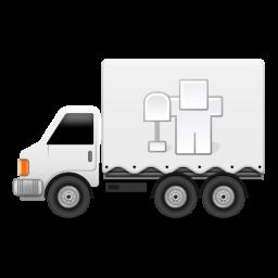 Social Truck Digg Icon 256x256 png