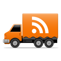 Social Truck RSS Icon 256x256 png