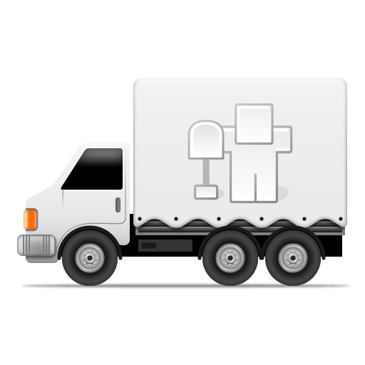 Social Truck Digg Icon 512x512 png