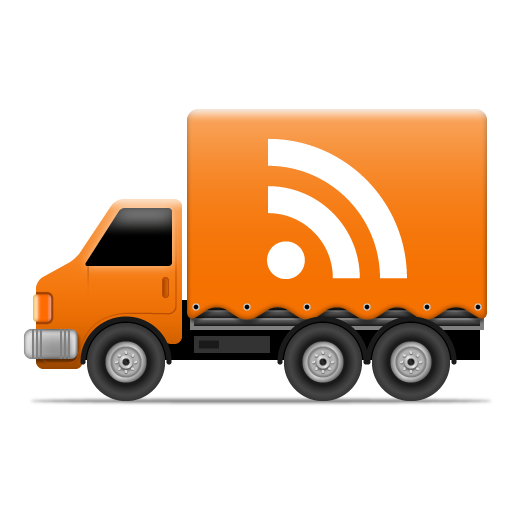 Social Truck RSS Icon 512x512 png