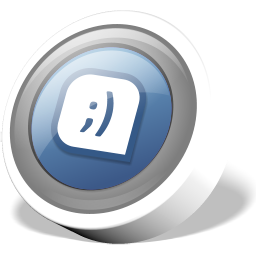 Social Bookmark Tuenti Icon 256x256 png