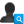 User 2 Search Icon 24x24 png