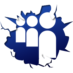 Inside MySpace Icon 256x256 png