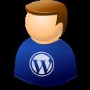 User WordPress Icon