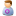 User Orkut Icon 16x16 png