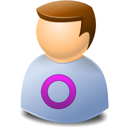 User Orkut Icon 256x256 png
