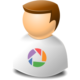 User Picasa Icon 256x256 png
