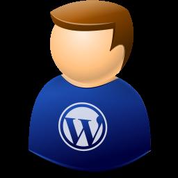 User WordPress Icon 256x256 png