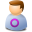 User Orkut Icon 32x32 png