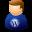 User WordPress Icon 32x32 png