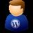 User WordPress Icon 48x48 png