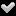 Soft Grey Action Check Icon