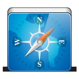 App Safari Icon 256x256 png