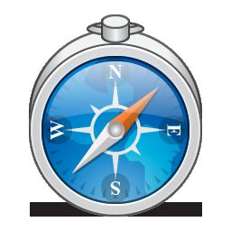 App Safari Alt Icon 256x256 png