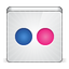 Social Flickr Icon 64x64 png