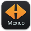 Navigon Mexico Icon