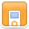 Media Player Icon 59x60 png