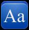 FontSwap Icon