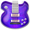 Guitar Purple Icon