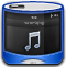 iPod Blue Icon
