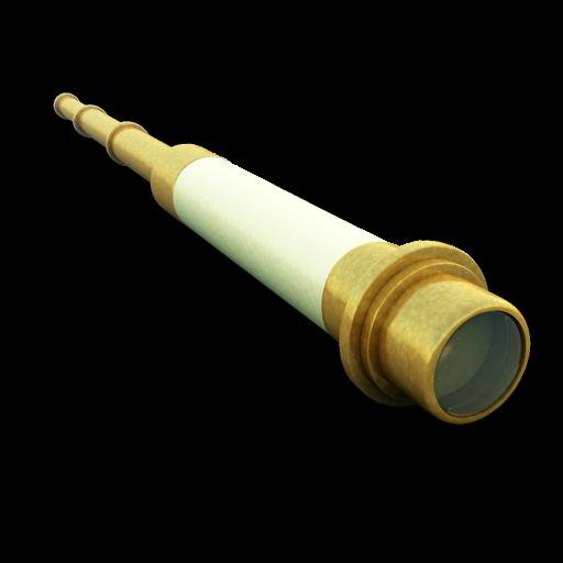 Spyglass Icon 512x512 png