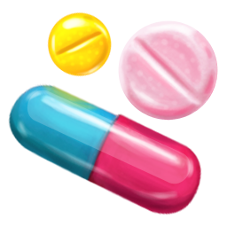 Pills Icon 256x256 png