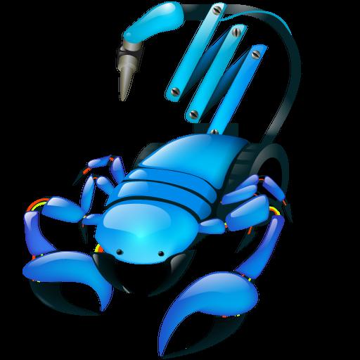 Scorpio Robot Icon 512x512 png