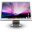 Cinema Display Icon 32x32 png