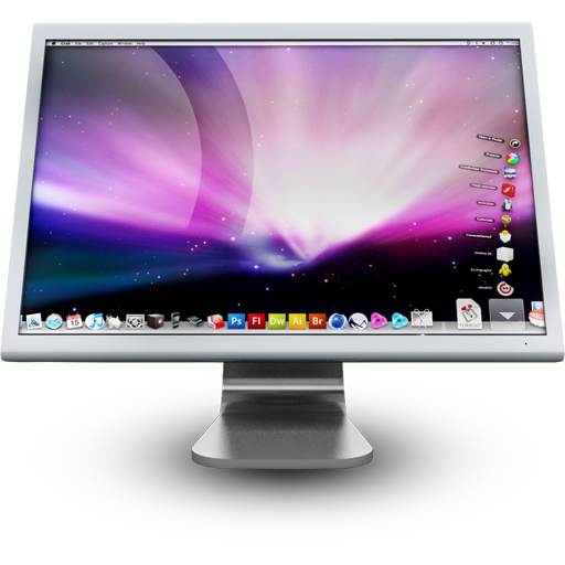 Cinema Display Icon 512x512 png