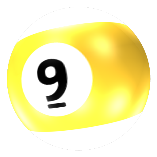Pool Ball 9 Icon 512x512 png