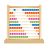 Abacus Toy Icon 48x48 png