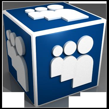 MySpace Icon 368x368 png