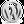Grey WordPress Icon 24x24 png