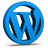 Colored WordPress Icon