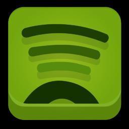 Spotify Icon 256x256 png
