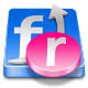 Flickr Icon 80x80 png