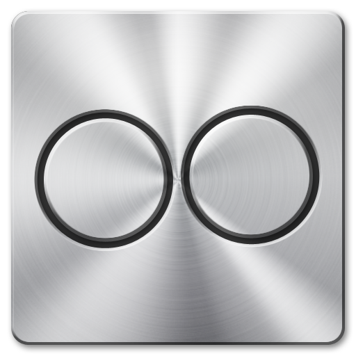 Flickr 1 Icon 512x512 png