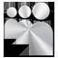 MySpace 2 Icon 64x64 png