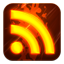 RSS Feed Icon 64x64 png