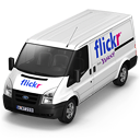 Flickr Front Icon