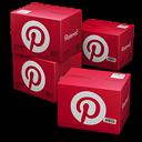Pinterest Shipping Icon
