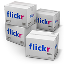 Flickr Shipping Icon