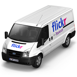 Flickr Front Icon 256x256 png